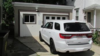 10 Orne St. garage