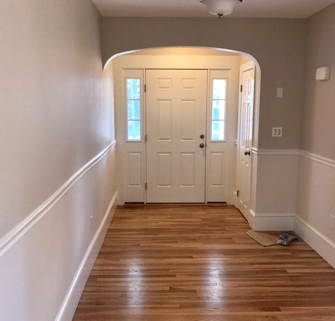160 Park Street foyer