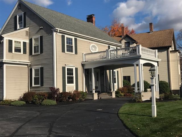 160 Park Street Attleboro. Stately 2 Family Home